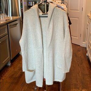 Women's One Size Brandy Melville Hooded Sweater